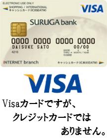 SURUGA Visaデビットカード(ドリームダイレクト)を徹底解析!Visaデビットカード