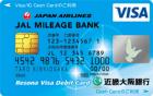 近畿大阪Visaデビットカード(JMB)