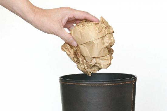 領収書の代わりにはならないとは言え利用明細書を捨てるのは危険