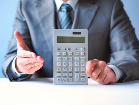 キャッシング金利の計算方法
